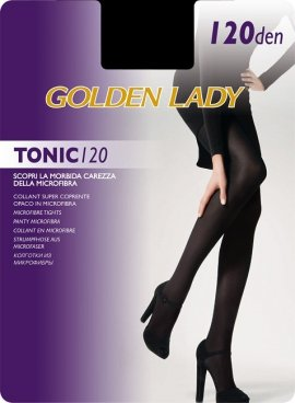 Rajstopy Golden Lady Tonic 120 den