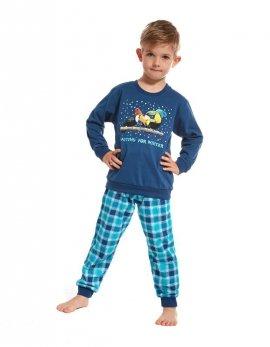 Piżama Cornette Kids Boy 593/68 Toucan dł/r N