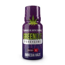 Green Out Pure XL Amnesia Haze ENERGY – Ekstrakt Premium 400mg