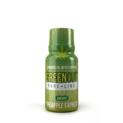 Green Out Pure Mini Pineapple Express ENERGY – Ekstrakt Premium 200mg