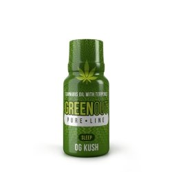 Green Out Pure Mini O.G. Kush SLEEP – Ekstrakt Premium 200mg