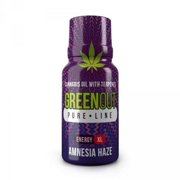 Green Out Pure XL Amnesia Haze ENERGY – Ekstrakt Premium 400mg