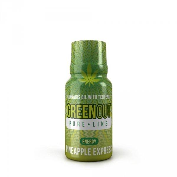 Green Out Pure Mini Pineapple Express ENERGY – Ekstrakt Premium 200mg