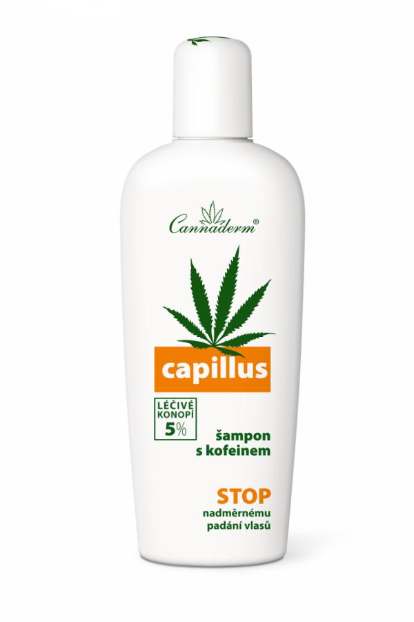 Capillus Szampon przeciw wypadaniu włosów z kofeiną
