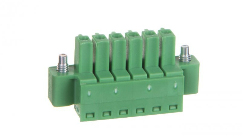 PHOENIX CONTACT Leiterplattensteckverbinder MC 1,5// 6-STF-3,5-1847097