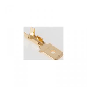 Konektor A-2.5 męski(6,3mm) 1412 KA41