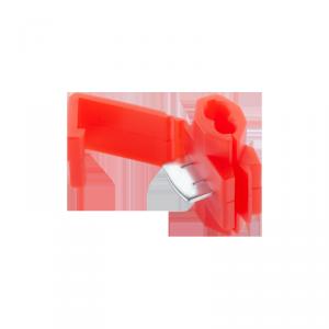 Szybkozłącze do kabli typ: złącze-1 czerwone KX03