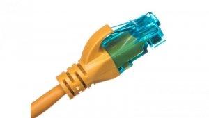 Kabel krosowy (Patch Cord) U/UTP kat.5e żółty 3m DK-1512-030/Y