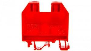Złączka szynowa gwintowa 10mm2 czerwona VS 10 PA+ 003901103