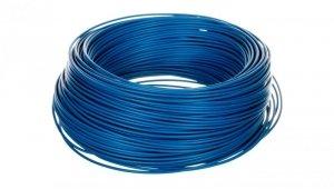 Przewód instalacyjny H05V-K 0,5 niebieski 29083 /100m/