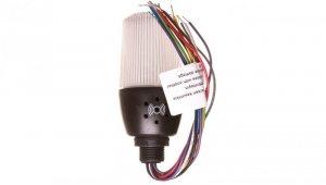 Wielofunkcyjna kolumna sygnalizacyjna LED z buzzerem 55mm 24V AC/DC IP65 T0-IF5M024ZM05