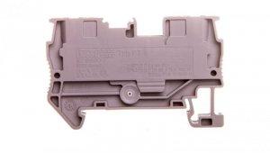 Złączka zaciskowa przepustowa 2-przewodowa 0,2-6mm2 szara PT 4 3211757 /50szt./
