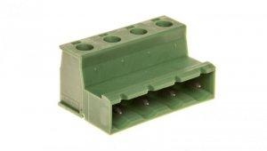 Złączka wtykowa do płytek drukowanych 0,2-2,5mm2 zielona GIC 2,5/ 4-ST-7,62 1828825