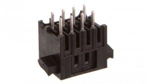 Wtyk MCS-MINI Classic 8-biegunowe czarny raster 3,5mm 713-1404/037-000 /50szt./