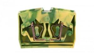 Złączka wewnętrzna 2-przew. 2,5mm2 żółto-zielona 264-327 /100szt./