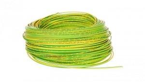 Przewód OLFLEX HEAT 125 SC 1x1 żółto-zielony 1234000 /100m/