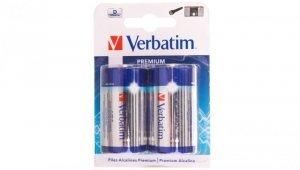 Bateria alkaliczna LR20 / D 49923 /2szt./