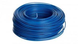 Przewód instalacyjny H07V-K 1,5 ciemnoniebieski 4520141 /100m/