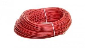 Przewód silikonowy OLFLEX HEAT 180 SiF 1x1,5 czerwony 0051104 /100m/