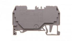 Złączka szynowa 2-przewodowa 2,5mm2 jasnoszara 280-992