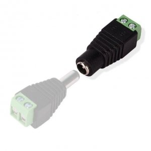 Złączka Taśm LED Żeńska bez przewodu DC plug&play V-TAC