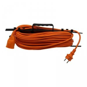 Przedłużacz Ogrodowy V-TAC 30M 16A IP44 z uchwytem do zwijania i klapką VT-3002-30
