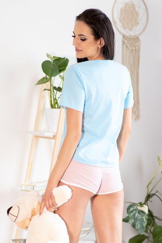 CUTE FLAMANT bawełniana piżama S/M