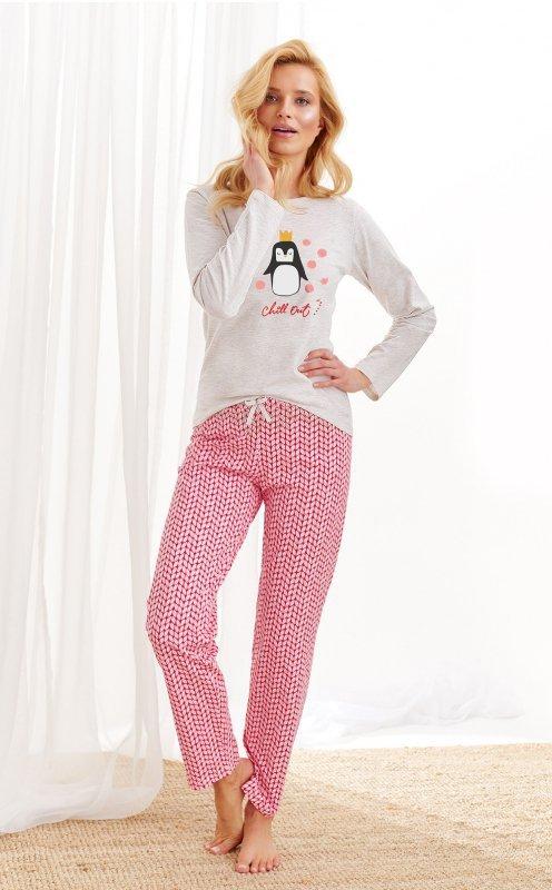 Piżama Taro Maja 2226 długi rękaw S-XL Z20