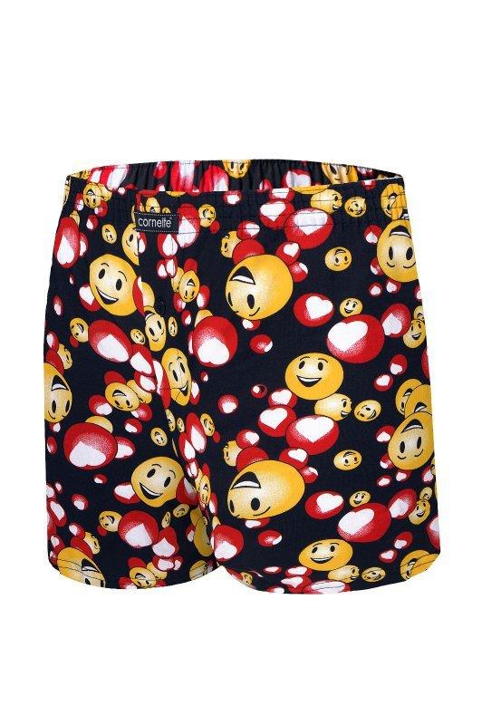 Bokserki Cornette 048/03 Emoticon 2 Walentynkowe