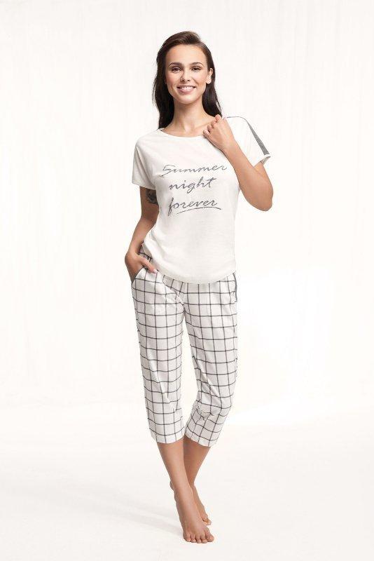 Piżama Luna 588 kr/r  M-2XL damska