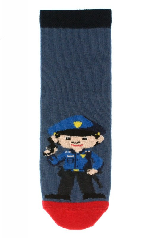 Skarpety Bratex 2344 Happy Socks Kids Boy 30-37