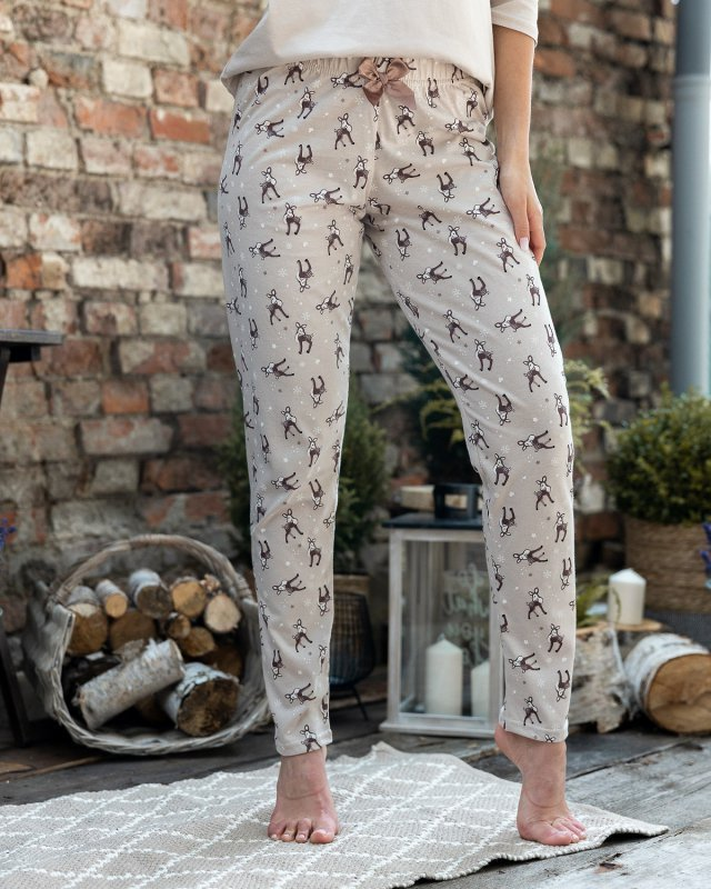 Piżama 3/4 Deer S-XL