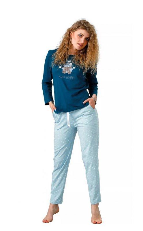 Piżama M-Max Laveza Trudy 1072 dł/r S-XL
