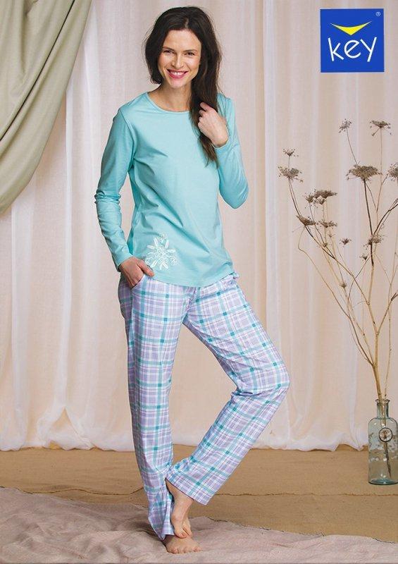Piżama Key LNS 422 B21 2XL-4XL