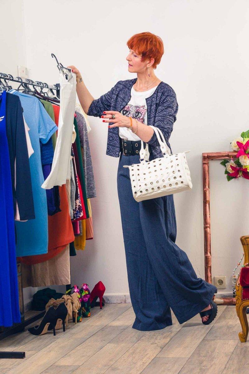 Dopełnienie sesji o wybór Sukienki, Szpilek, Biżuterii lub innych dodatków stylizacyjnych 1 osoba