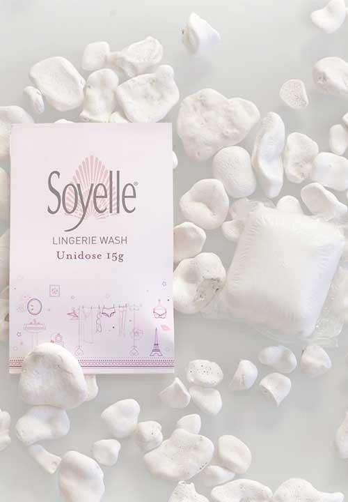 Kostka proszku Soyelle - folia