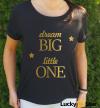Koszulka Damska oversize BIG DREAM