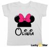 Koszulka dziecięca MYSZKA imię dziecka