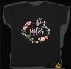 Koszulki dla rodzeństwa Big & Little sisters