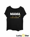 Koszulki Mama idealna & MINI mama + imię dziewczynki