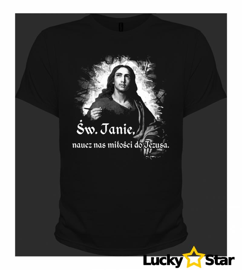Koszulka Świętonośna - Św. Jan
