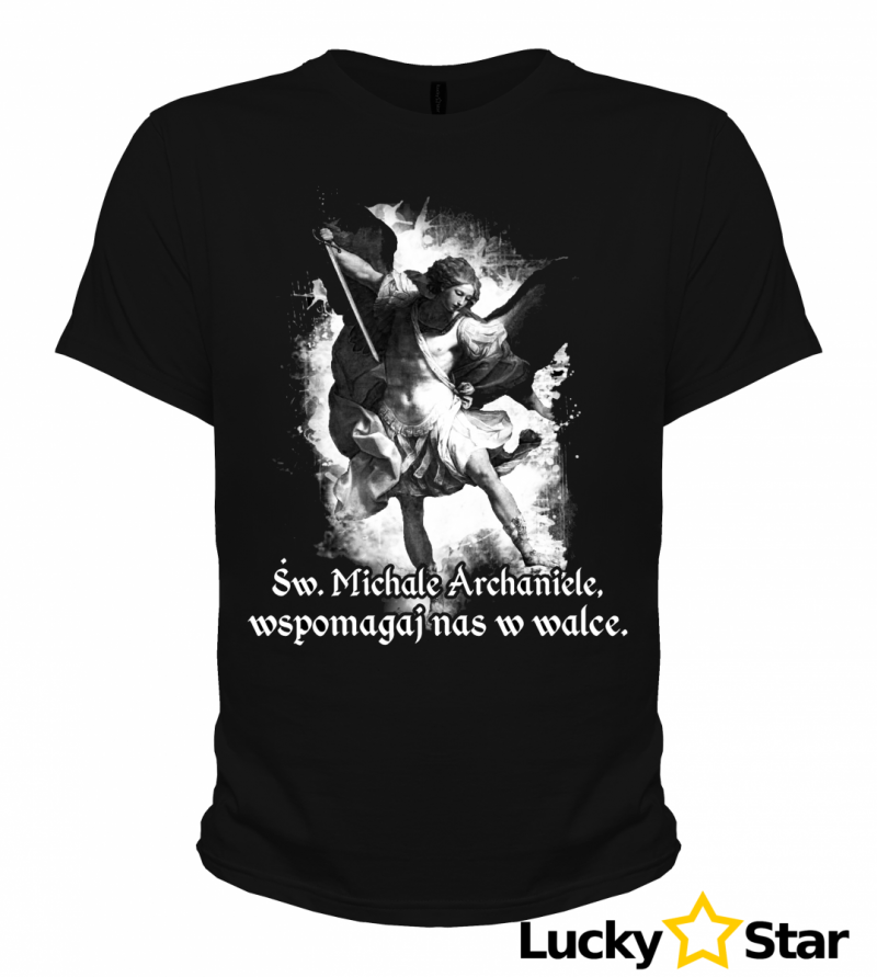 Koszulka Świętonośna - Św. Michał Archanioł