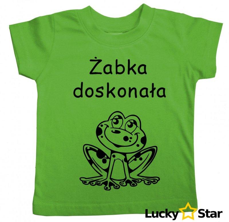 Koszulka dziecięca Żabka doskonała