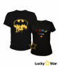 Koszulki dla par Super Hero
