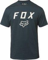 FOX T-SHIRT LEGACY MOTH NAVY