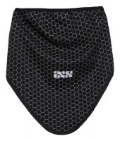 IXS MASKA/KOMINIARKA  SCARF 365 AIR BLACK/GREY