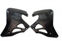 Acerbis Nowy Owiewki chłodnicy Honda czarne 96