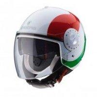 CABERG RIVIERA V3 SWAY ITALIA B/CZER/ZIEL KASK JET