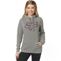FOX BLUZA LADY Z KAPTUREM CENTERED HEATHER GRAPHIT