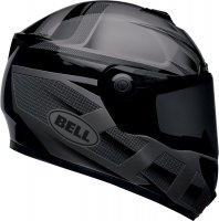 BELL KASK INTEGRALNY SRT BLACKOUT BLACK MATT/GLOSS